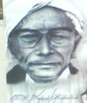 KH Abdul Wahab Hasbullah 1